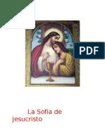 La Sofia (Wisdom/Sabiduria) de Jesucristo