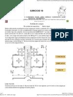 Ejercicio 10 - Análisis de cargas
