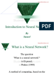 IntrotoNeuralNetworksUNIT-1