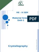 MS Unit 1