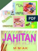 JAHITAN TAHUN 5