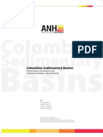Colombia - Sedimentary Basins