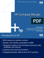 HP Compaq Merger Final