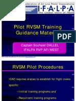 RVSM Proceedures