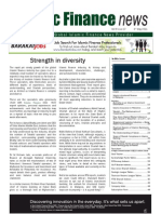 Vol. 8 Issue 17 Mei 2011 - Strength in Diversity