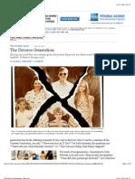 The Divorce Generation (WSJ.com July 09 2011