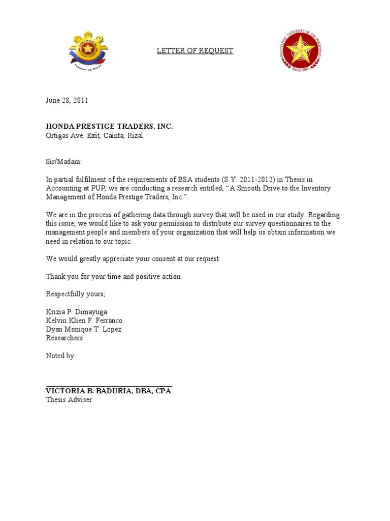 Letter of request spiritdancerdesigns Gallery