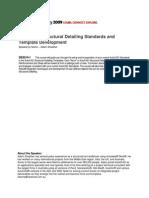 Autocad Structural Detailing Standards