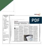 Publikasi Berita Lepas Edisi Khusus Tabloid Kontan_januari 2011_part2