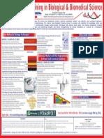 Escherichia Genomics -Biotechnology Training 2014