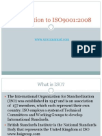 18681007 Introduction to ISO 90012008 Presentation