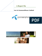 HR Practices in Grameenphone Limited(Full Assignment)