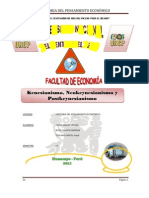 Neo Post Keynesiano (2)
