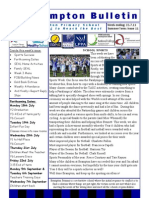 Issue 11 Newsletter Checkers