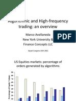 Algo trading_Quant Congress USA 2011