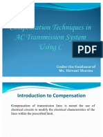 PPT Compensation Techniques in AC Transmission System Using C