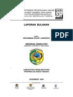 IBRD Loan USDRP Pekerjaan Umum