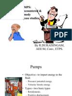 Pumps Case Studies by Durai Aug 2010