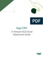 Sage CRM 7 Amazon EC2 Deployment