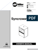 Miller Syncrowave 500