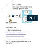 Server 2008 WSUS Windows Server Update Services