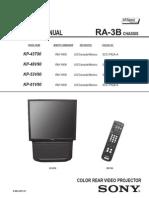Sony Kp43t90