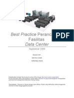 Best Practice Perancangan Fasilitas Data Center Makalah Sep2008
