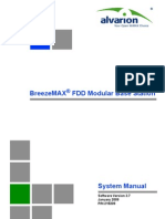 BreezeMAX FDD Ver.3.7 BST System Manual_090112