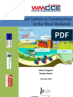 Embodied Carbon in Construction in Wm