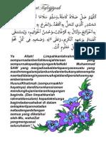 Selawat Tafrijjyah
