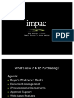 R12 Purchasing New Features