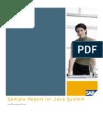 Java EWA Sample