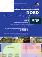 Brochure North Regional Development Agency