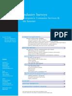 Internet Services Industry Survey - Standard & Poor's, 27 Mar 2008