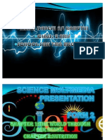Science Multimedia Presentation