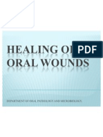 Healing of Oral Wounds