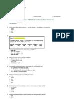 CCNA 2 3.1.1 Voucher Exam