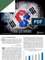 [Smart Grid Market Research] South Korea
