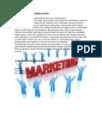Carta De Apresentação Marketing e Representação