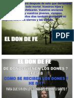 Don de FE