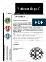 LEO Clube - A máquina não para - Ed.1