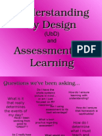 UBD Overview