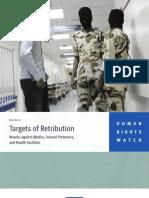 Targets of Retribution July 2011 [En]