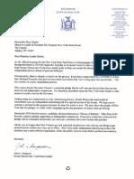 Redistricting Letter Skelos