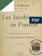 Nourrisson Paul - Les Jacobins Au Pouvoir