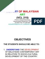 Malaysian Art (Vcl 215) 2