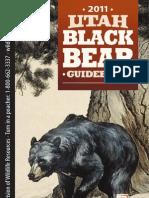 2011 Utah Black Bear Guidebook