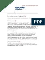 Cangrejo Mail