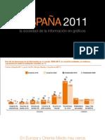 España 2011 La Sociedad de la Información en España en gráficos (Fundación Orange 2011)