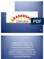 Leadership Emporia